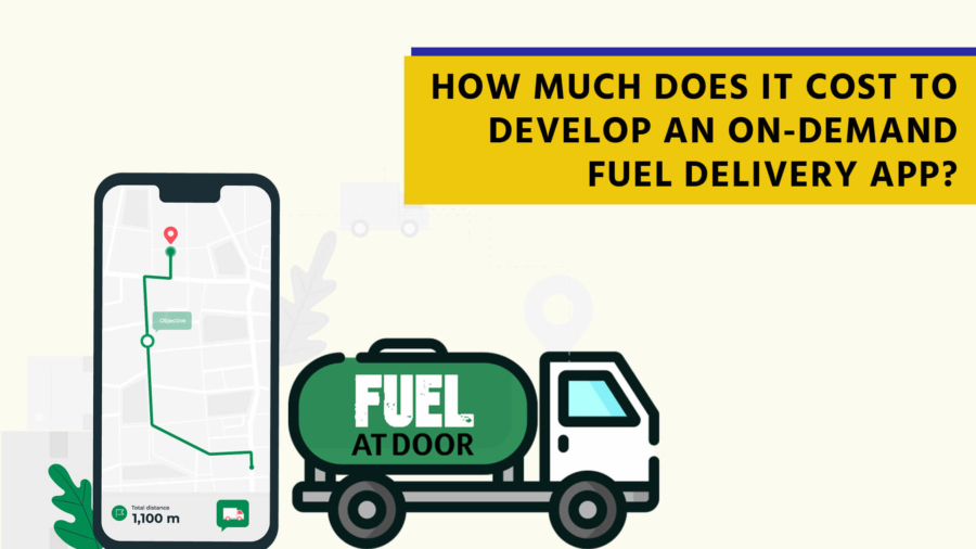 on-demand fuel delivery mobile app